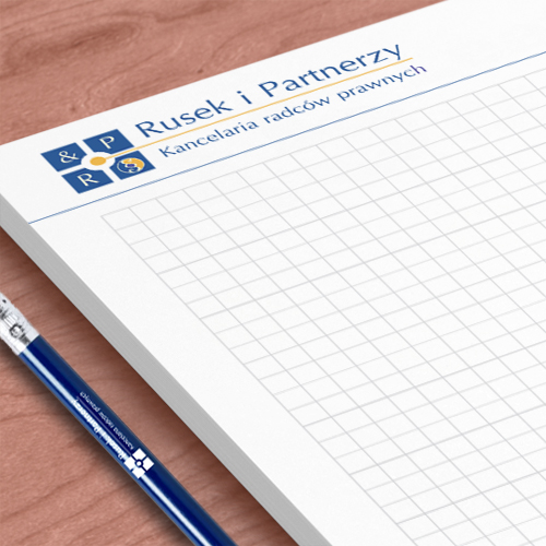 Notesy i ołówki