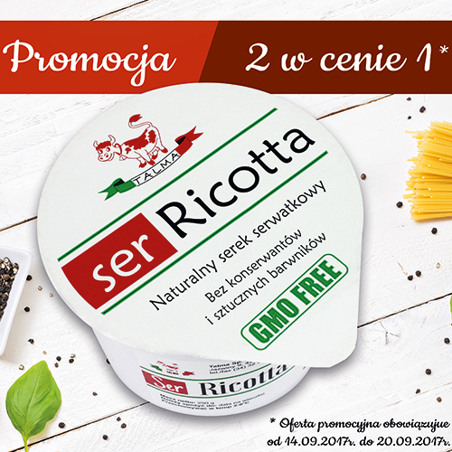 Plakat Ricotta